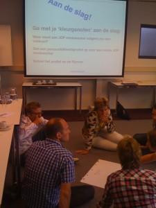 Workshop JOP juni 2011 - 2