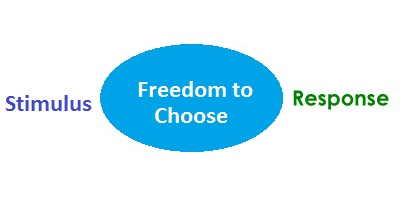 stimulus-response-Stephen-Covey