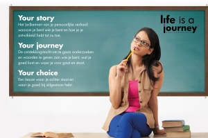 Your story your journey your choice