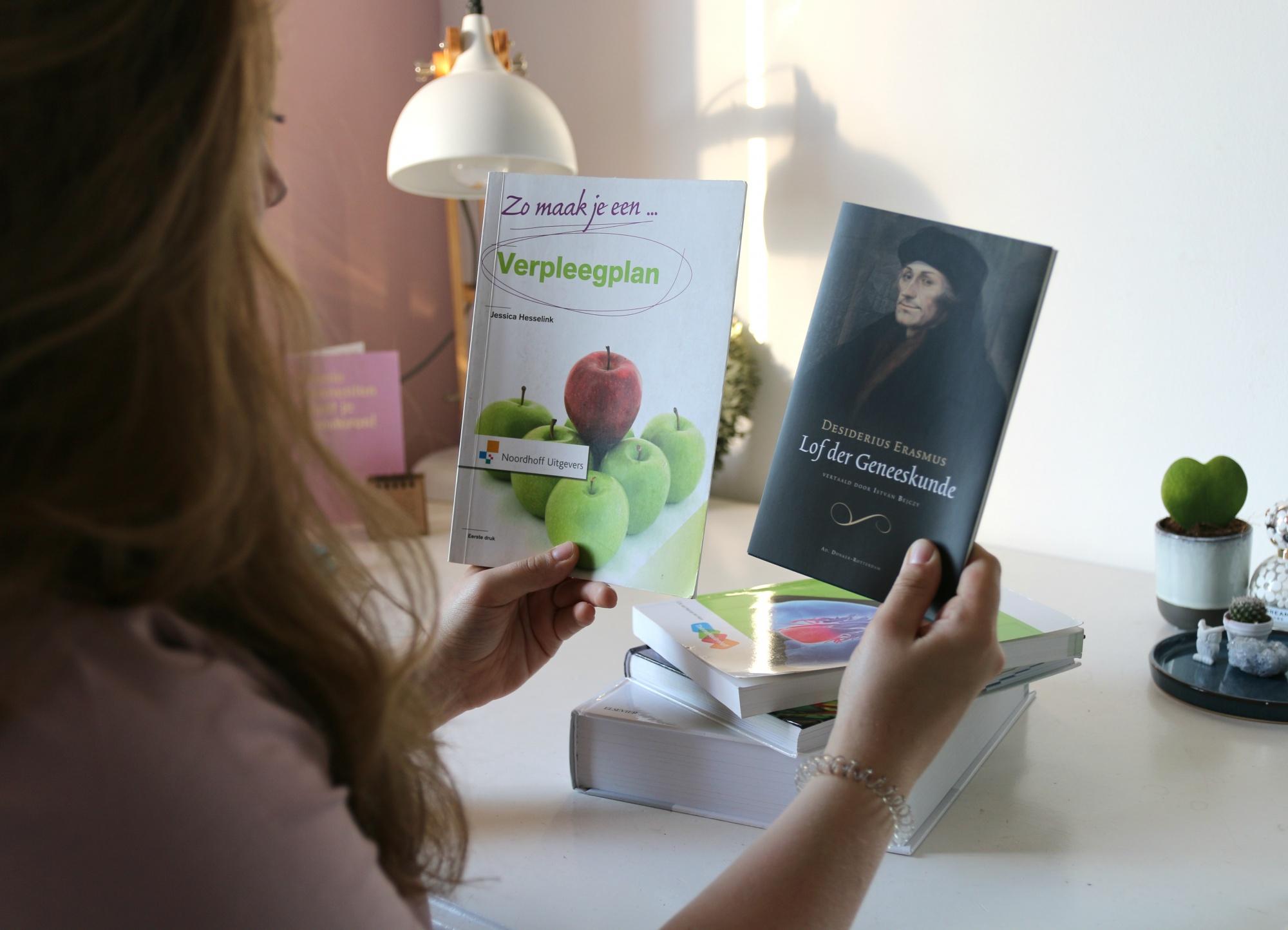 Jasmijn blogt over studiekeuze