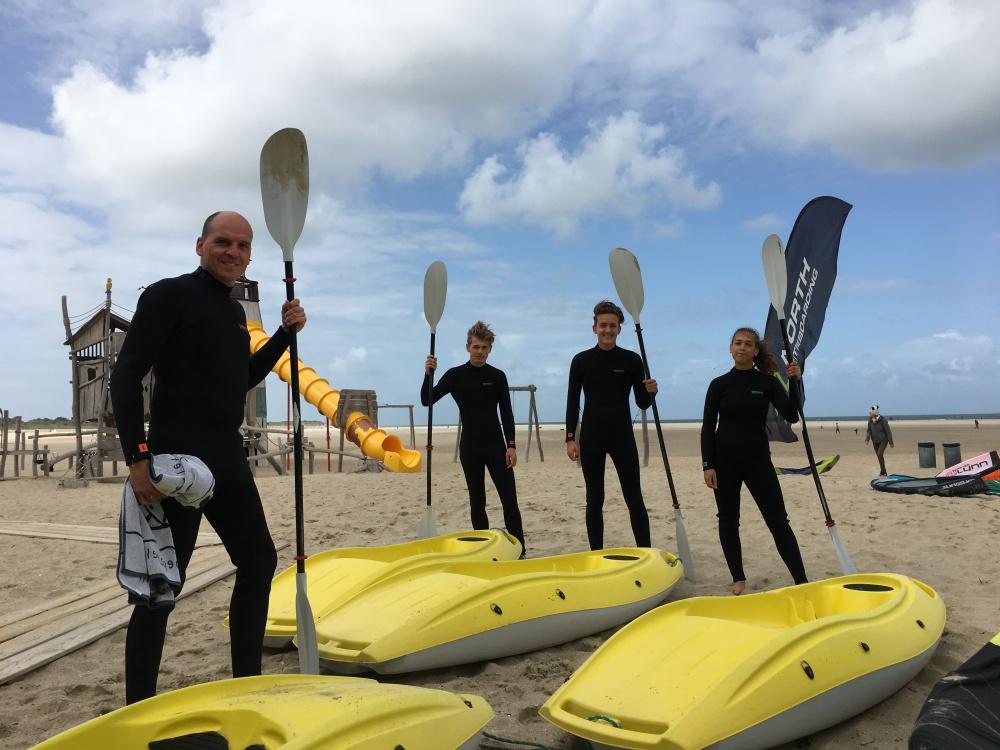 Strandsport Tussenjaar Zeeland