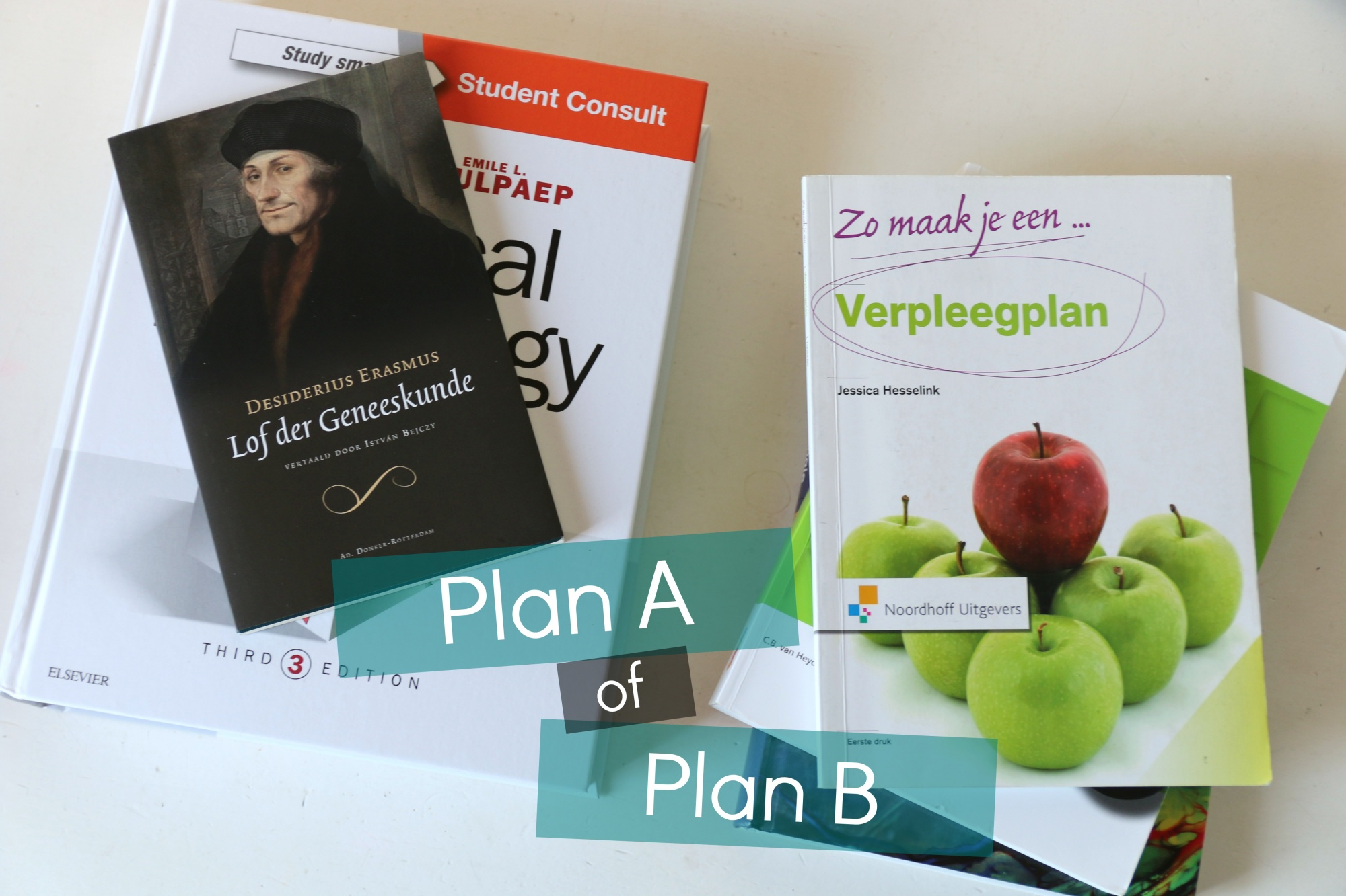Plan A of B blog studiekeuze