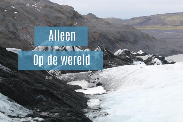 Jasmijn blogt over haar reis naar IJsland tijdens haar halve tussenjaar