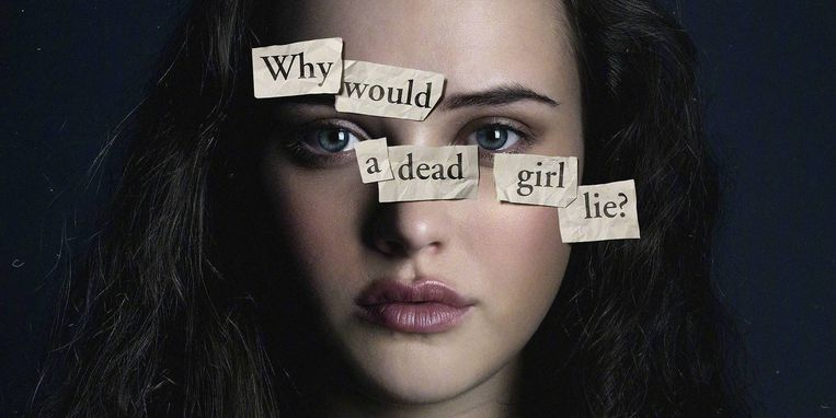 Zelfdoding in de serie 13 reasons why Why would a dead girl lie